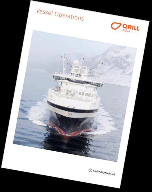 Qrill Aqua vessel operation- book cover