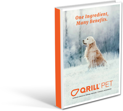 Qrill Pet_ CTA_one ingredient - book cover
